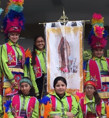 Danza Guadalupana (Matlachines)