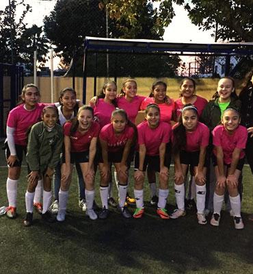Fútbol  Femenil